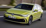 2020 Volkswagen Golf estate