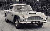 Aston Martin DB5 Autocar road test 1964
