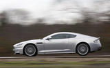 Aston Martin DBS - driving side