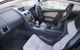 Aston Martin DBS - interior