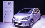 Seat electric car
