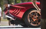 De Tomaso P72 makes Goodwood debut