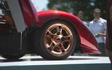 De Tomaso P72 makes Goodwood debut