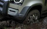 2020 Land Rover Defender reveal - wheel