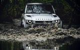 2020 Land Rover Defender reveal - wading front