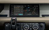 2020 Land Rover Defender reveal - infotainment