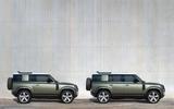 2020 Land Rover Defender reveal - short- and long-wheelbase