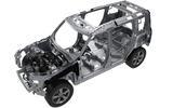 2020 Land Rover Defender reveal - bodyshell
