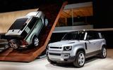 Frankfurt Motor Show 2019 - Land Rover Defender