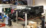 Land Rover Defender: meeting the man behind JE Motorworks