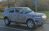 First 2019 Land Rover Defender test mule spotted in Britain