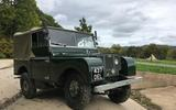 1949 Land Rover Series I