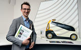 Pilkington Vehicle Design Award