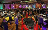 Detroit motor show - exhibition halls