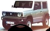 Next Suzuki Jimny leaked ahead of Tokyo reveal