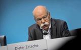 Mercedes-Benz boss Dieter Zetsche