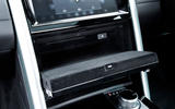 Land Rover Discovery CD player