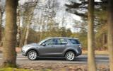 187bhp Land Rover Discovery Sport 2.2 SD4