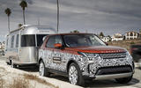 Land Rover Discovery Advance Tow Assist