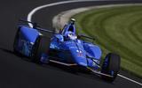 Scott Dixon Indianapolis 500 2017