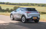 2020 DS 3 Crossback E-Tense - rear