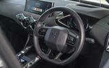 2020 DS 3 Crossback E-Tense - steering wheel