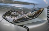 2020 DS 3 Crossback E-Tense - headlight