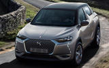 New DS 3 Crossback revealed with petrol, diesel and electric power