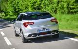 DS 5 rear