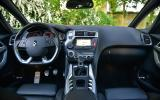 DS 5 dashboard