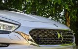 DS 5 front grille