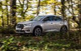 DS 7 Crossback E-Tense 2019 first drive review - hero front