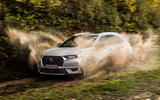 DS 7 Crossback E-Tense 2019 first drive review - wading side