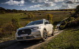 DS 7 Crossback E-Tense 2019 first drive review - static front