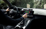 DS 7 Crossback E-Tense 2019 first drive review - interior