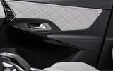 DS 7 Crossback E-Tense 2019 first drive review - interior trim