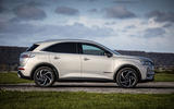 DS 7 Crossback E-Tense 2019 first drive review - static side