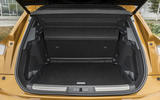 DS7 Crossback boot space