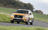 DS7 Crossback cornering