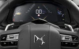 DS7 Crossback digital instrument cluster