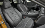 DS7 Crossback front seats