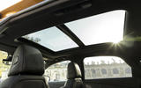 DS7 Crossback panoramic sunroof