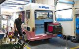 Building ice cream vans