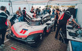Porsche smashes Nurburgring record with modified Le Mans racer