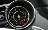 Mercedes-Benz SL 400 rev counter