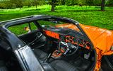 1972 Triumph Stag - interior