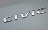 Honda Civic badging
