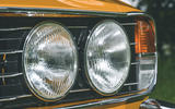 1972 Triumph Stag - headlight