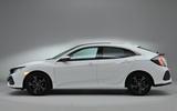 Honda Civic side profile