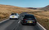 Porsche Panamera vs Mercedes-AMG GT 4-Door Coupe